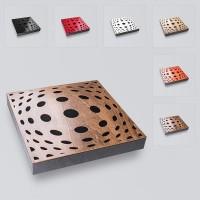 Sonitus Acoustics Decosorber Natur Deep Dot Absorption Panel (Single Panel)