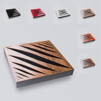 Sonitus Acoustics Decosorber Natur Hale Absorption Panel (Single Panel)