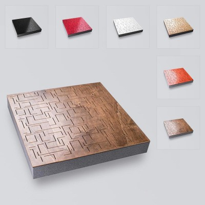 Sonitus Acoustics Decosorber Natur Maze Absorption Panel (6 Panels)