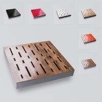 Sonitus Acoustics Decosorber Natur Quad Absorption Panel (Single)