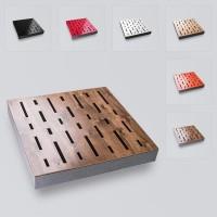 Sonitus Acoustics Decosorber Natur Quad Absorption Panel (Single Panel)
