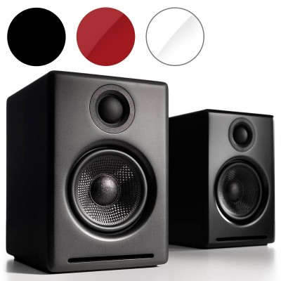 Audioengine A2+ Wireless Powered Speakers with Bluetooth (Pair)