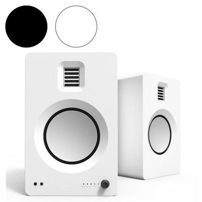 Kanto TUK Premium Powered Speakers with Bluetooth and Phono Preamp