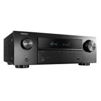 Denon AVR-X550BT 5.2 Channel AV Receiver