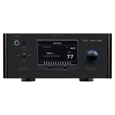 Rotel RAP-1580 MKII Amplified Processor 7.2 Channel AV Receiver