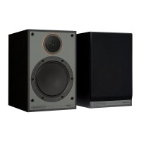 Monitor Audio Monitor 100 Bookshelf Speakers - Black (Pair)