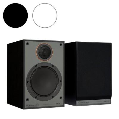 Monitor Audio Monitor 100 Bookshelf Speakers - Black (Pair)