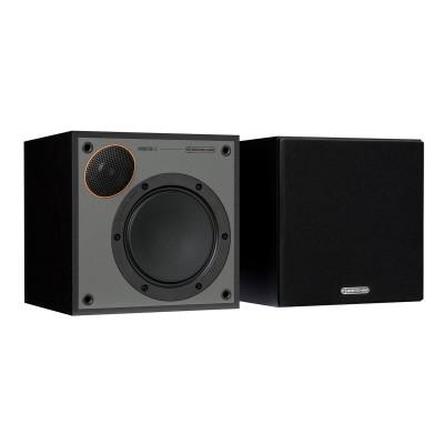Monitor Audio Monitor 50 Bookshelf Speakers - Black (Pair)