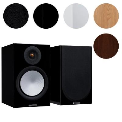 Monitor Audio Silver 100 (7G) Bookshelf Speakers (Pair)