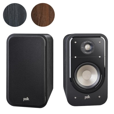 Polk Audio Signature Series S20 Bookshelf Speakers (Pair)