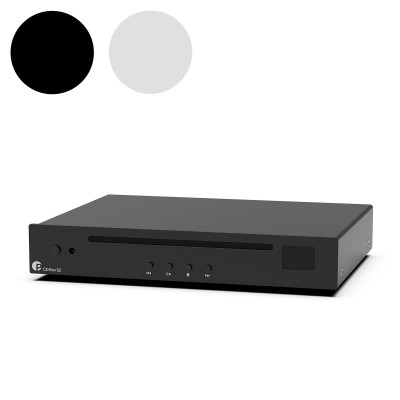 Pro-Ject CD Box S2 Ultra-Compact CD Player