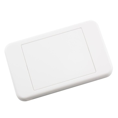 Custom Wall Plate Blank Clipsal Compatible - White