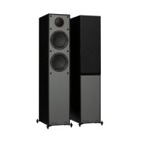 Monitor Audio Monitor 200 Floorstanding Speakers - Black (Pair)