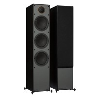 Monitor Audio Monitor 300 Floorstanding Speakers - Black (Pair)