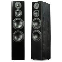SVS Prime Tower Floorstanding Speakers - Black Ash (Pair)
