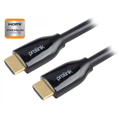 Prolink Premium Certified HDMI Cable 18Gbps