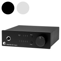 Pro-Ject Head Box S2 Digital Headphone Amplifier with DAC