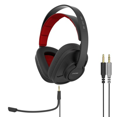 Koss GMR-540-ISO Closed Back Gaming Headphones with Detachable Microphone