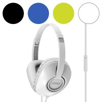 Koss UR23i Over Ear Headphones with One-Touch Microphone