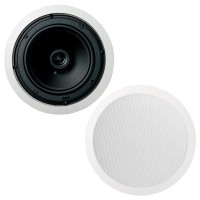 "Jamo Contractor Series 8.5CS T 8"" In Ceiling Speakers (Pair)"