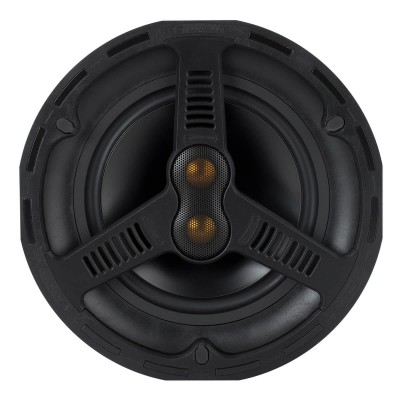 """Monitor Audio All Weather AWC280-T2 Dual Tweeter 8"""" In Ceiling Speaker (Single)"""