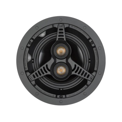 "Monitor Audio Core C165-T2 Dual Tweeter 6.5"" In Ceiling Speaker (Single)"
