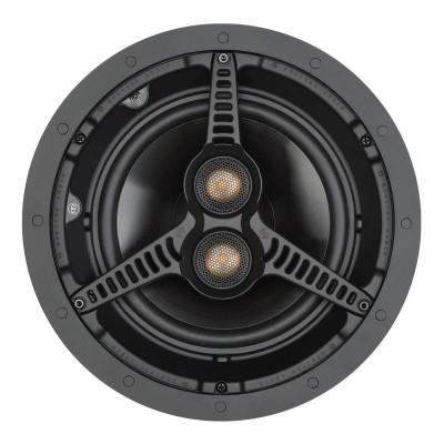 """Monitor Audio Core C180-T2 Dual Tweeter 8"""" In Ceiling Speaker (Single)"""