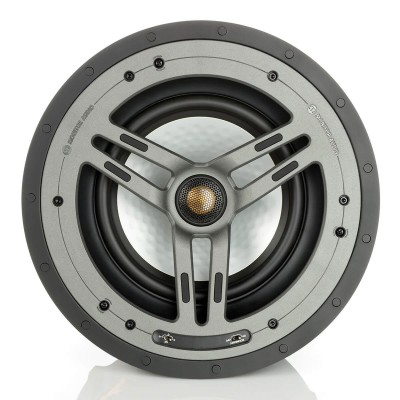 """Monitor Audio Controlled Performance CP-CT380 8"""" In Ceiling Speaker (Single)"""