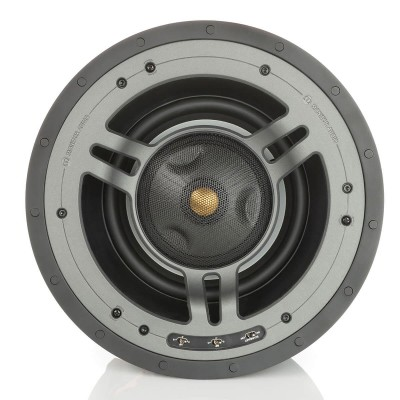 """Monitor Audio Controlled Performance CP-CT380IDC 3 Way 8"""" In Ceiling Speaker (Single)"""