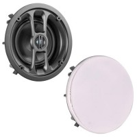"""Opus One C0876A - 6.5"""" Bluetooth In Ceiling Speakers 2 x 30W RMS (Pair)"""