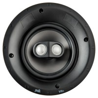 "Polk Audio V6S Vanishing Switchable Stereo / Surround 6.5"" In Ceiling Speaker (Single)"