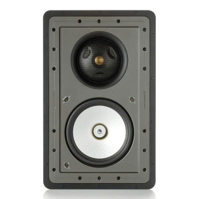 """Monitor Audio Controlled Performance CP-WT380IDC 3 Way 8"""" In Wall Speaker (Single)"""