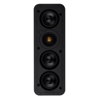 "Monitor Audio Super Slim WSS130 3"" In Wall Speaker (Single)"