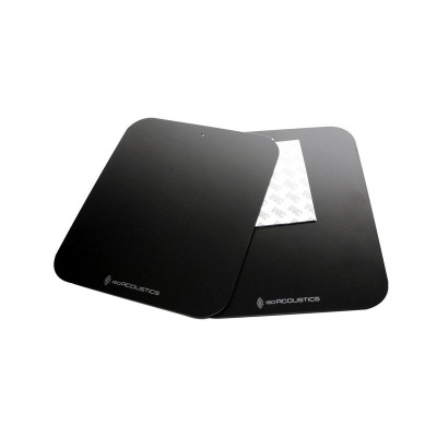 IsoAcoustics Aperta Isolation Stand Support Plates (Pair)