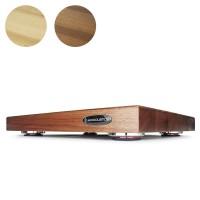 IsoAcoustics DELOS 1815M1 (Maple) / 1815W1 (Walnut) Isolation Platform - Up to 29.5kg