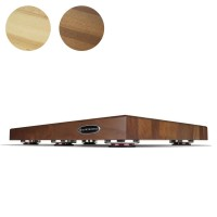 IsoAcoustics DELOS 2216M1 (Maple) / 2216W1 (Walnut) Isolation Platform - Up to 45.4kg