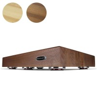 IsoAcoustics DELOS 2216M2 (Maple) / 2216W2 (Walnut) Isolation Platform - Up to 40.8kg