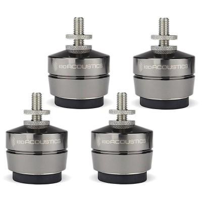 IsoAcoustics GAIA III Isolation Feet - Up to 32kg (Pack of 4)