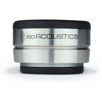 IsoAcoustics OREA Graphite Isolation Feet for Components - Up to 1.8kg