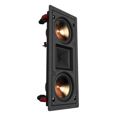 """Klipsch Reference PRO-25RW LCR 5.25"""" In Wall Speaker (Single)"""