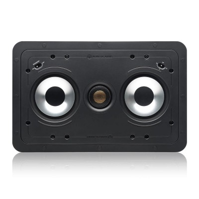 """Monitor Audio Controlled Performance CP-WT240LCR 4"""" In Wall LCR Speaker (Single)"""