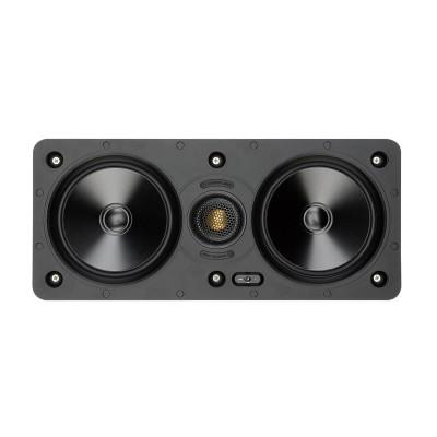 """Monitor Audio Core W250-LCR 5"""" In Wall LCR Speaker (Single)"""