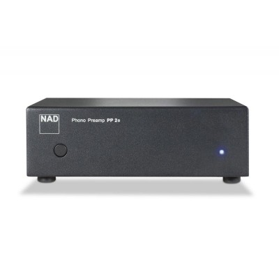 NAD PP 2e Wide Band MM & MC Phono Preamplifier