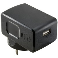 USB Power Supply Wall Adapter 5V DC 2.4A