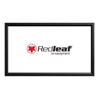 Redleaf 16:9 Fixed Frame Projector Screen