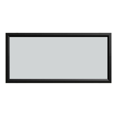 Screen Technics CinemaSnap HCG (High Contrast Grey) 2.35:1 Fixed Frame Projector Screen