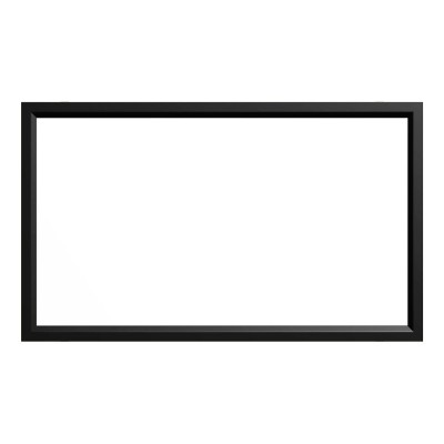 Screen Technics CinemaSnap MP (Micro-Perforated) 16:9 Fixed Frame Projector Screen
