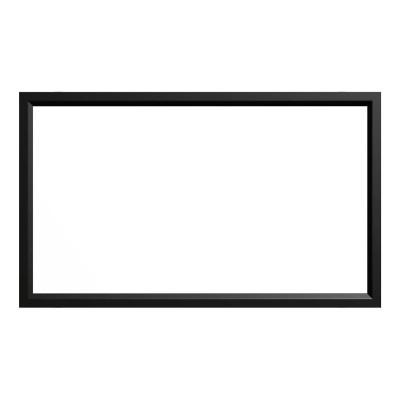 Screen Technics CinemaSnap MX Woven (Matrix White) 16:9 Fixed Frame Projector Screen