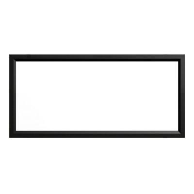 Screen Technics CinemaSnap MX Woven (Matrix White) 2.35:1 Fixed Frame Projector Screen