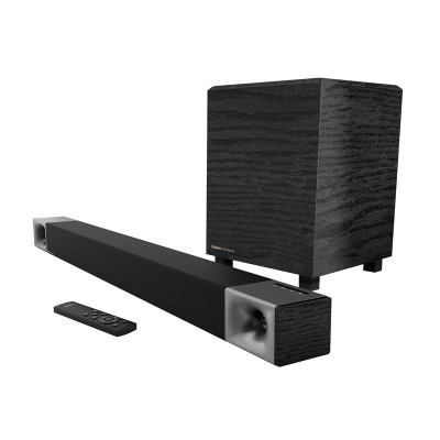 Klipsch Cinema 400 2.1 Sound Bar and Wireless Subwoofer